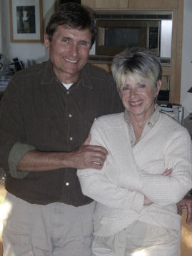 Dana with husband, Tom